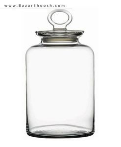 Pasabahce Kitchen 98677 Jar with Glass Cover
