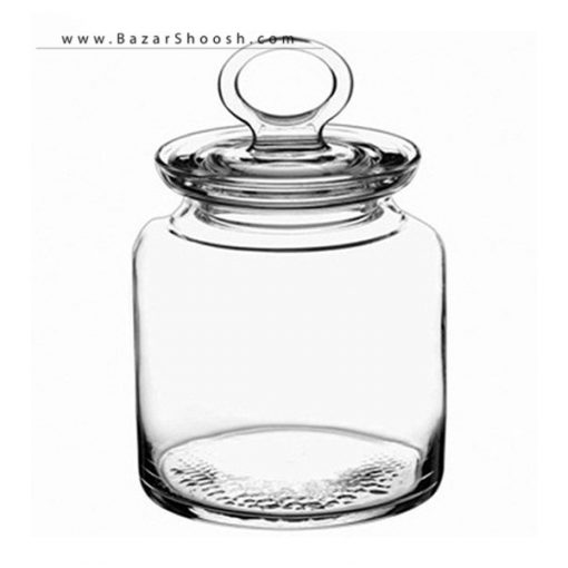 Pasabahce Kitchen 98671 Jar with Glass Cover