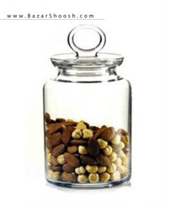 Pasabahce Kitchen 98673 Jar with Glass Cover