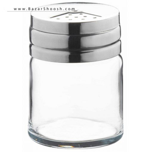 Pasabahce Steel Door 43880 Paired Saltcellar Pack of 2
