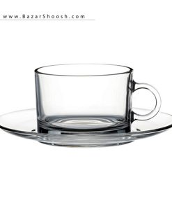 Pasabahce Side 98371 Cup Saucer