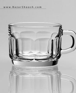 Pasabahce 55661 Pack of 6 Cup and Saucer