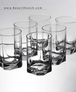 Pasabahce Lona 42378 Glass Pack of 6