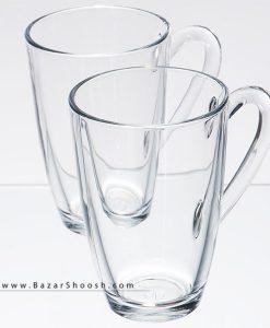 Pasabahce Aqua Mug 55393 Pack of Two