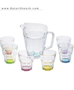 Pasabahce Casablanca 98786 Glass And Jug Set