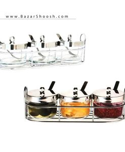Pasabahce Breakfast Pack of 3 42230 Curd Jam