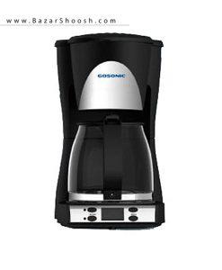 Gosonic قهوه ساز دیجیتال 1000 وات مدل 864