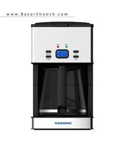 Gosonic قهوه ساز دیجیتال 1000 وات مدل 866