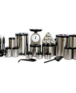 سرویس آشپزخانه فلزی