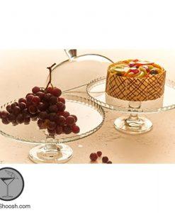 تصویر کیک خوری پایه دار با درب پاشاباغچه کد 95200 ساخت کشور ترکیه