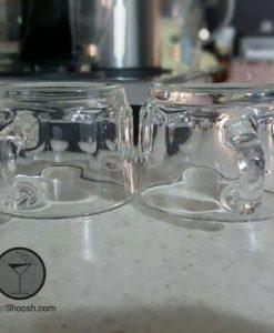 فنجان عینکی فرانسه برند لومینارک