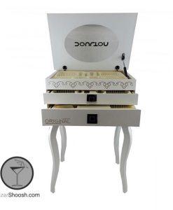 کنسول سرویس قاشق و چنگال با برند دالتون پایه دار در دو رنگ