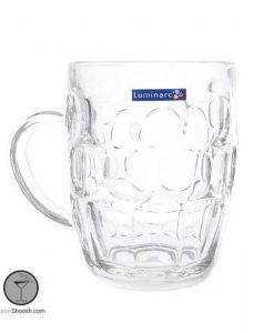 لیوان بشکه ای عینکی بزرگ