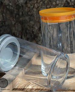 بانکه جفتی پاشاباغچه درب پلاستیکی