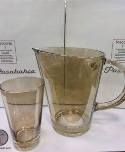پارچ و لیوان سیتی شامپاینی