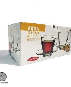 فنجان و نعلبکی آکوآ پاشاباغچه
