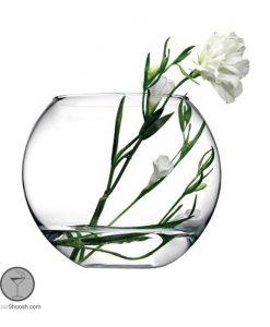 گلدان توپی سایز بزرگ پاشاباغچه