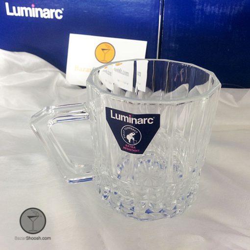 نیم لیوان الیز لومینارک
