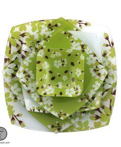 سرویس 6 نفره آرکوفام گل آتنا سبز با کد 794 تعداد 25 پارچه