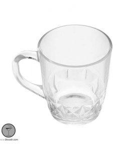 لیوان دسته دار لومینارک 598