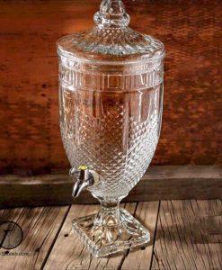 کلمن شیشه ای پاشاسازه