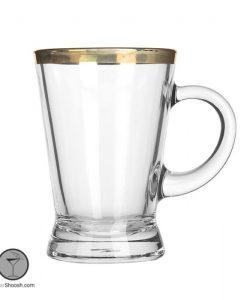 استکان لب طلای پاشاباغچه کد 55073