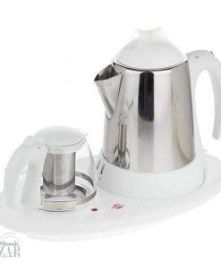 چای ساز کنار هم پارس خزر مدل 3500