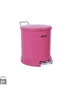 سطل گرد 15 لیتری متوسط لیمون