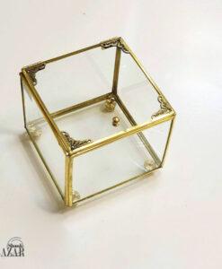 جعبه شیشه ای