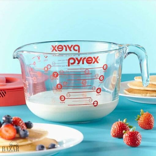 شیرجوش پیرکس