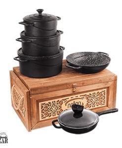 سرویس پخت و پز نالینو