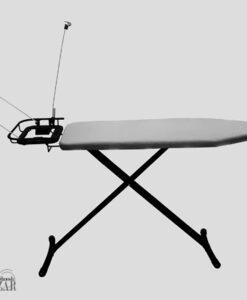 میز اتو فلزی پریزدار یونیک
