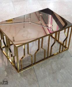 جلومبلی آینه و فلز