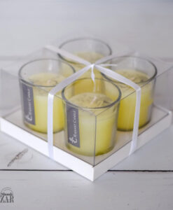 شمع شات لیوانی