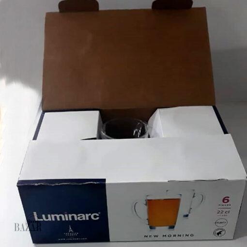 نیم لیوان 22 نیومرنینگ لومینارک