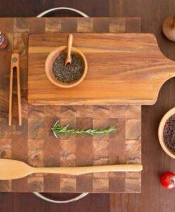 وسایل چوبی آشپزخانه