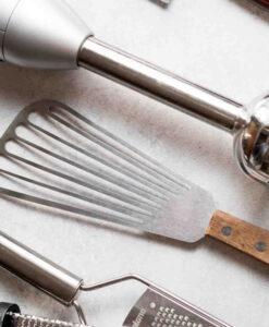 وسایل آشپزخانه فلزی