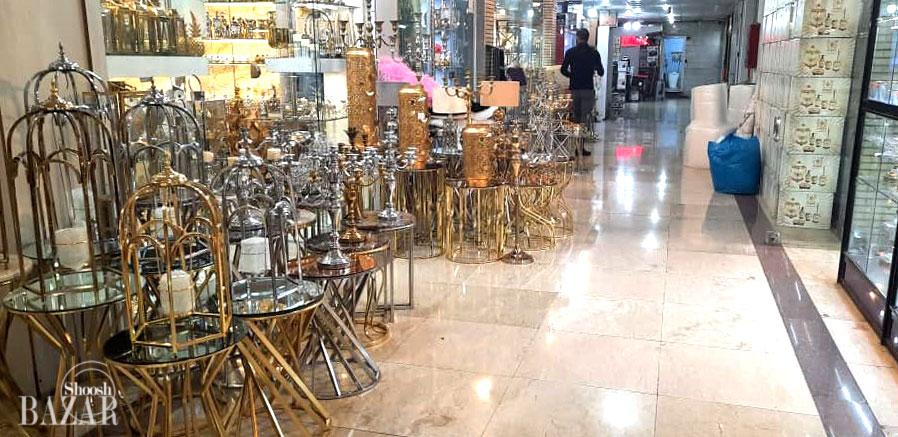 بازارشوش تهران