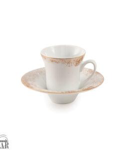 فنجان و نعلبکی کلودیا زرین