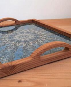 سینی چوبی